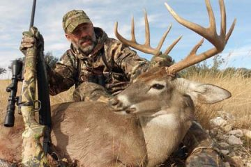 Humphrey with Buck