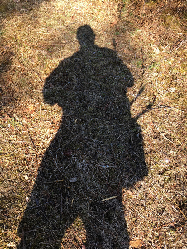 picture of hunter shadow